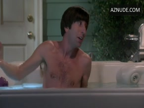 SIMON HELBERG NUDE/SEXY SCENE IN THE BIG BANG THEORY