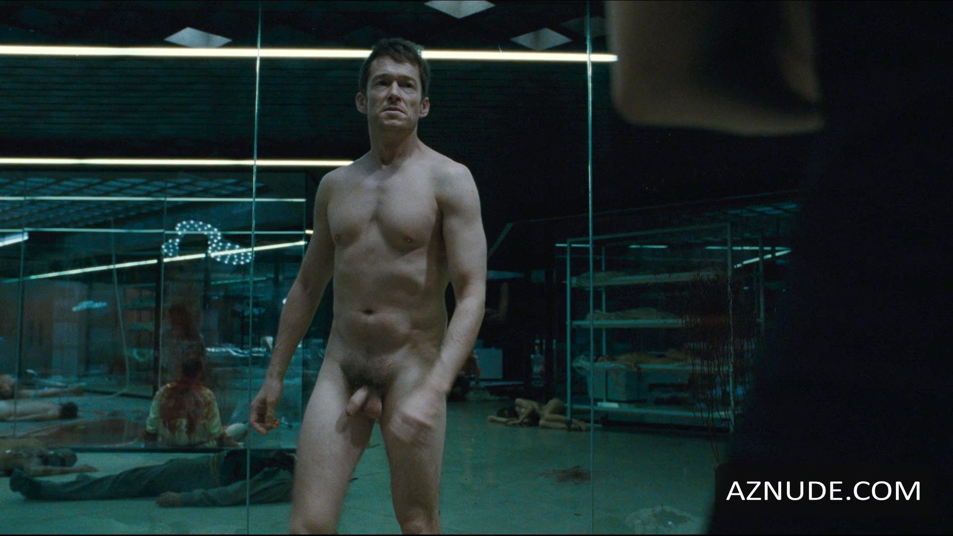 Westworld nude