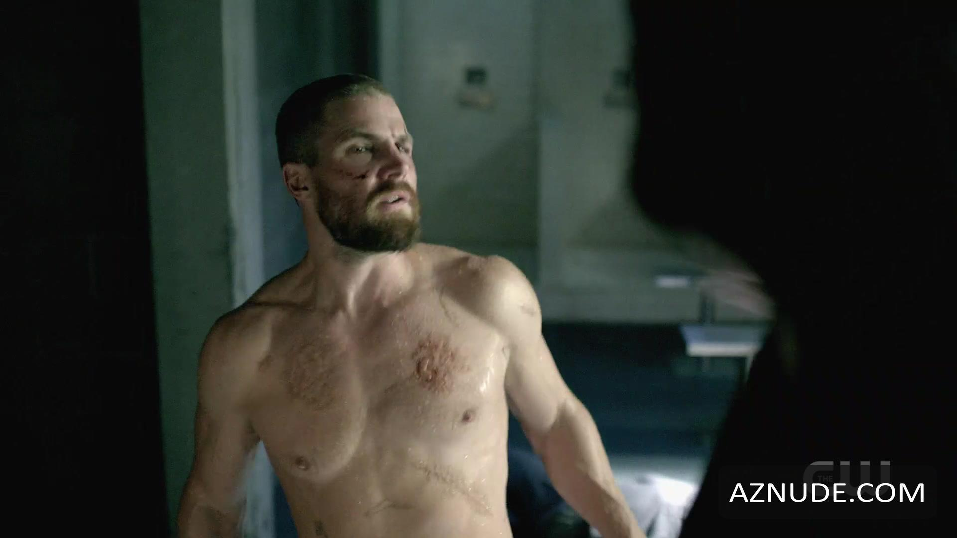 Stephen amell dick pic