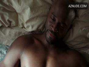 TAYE DIGGS in MURDER IN THE FIRST(2014)