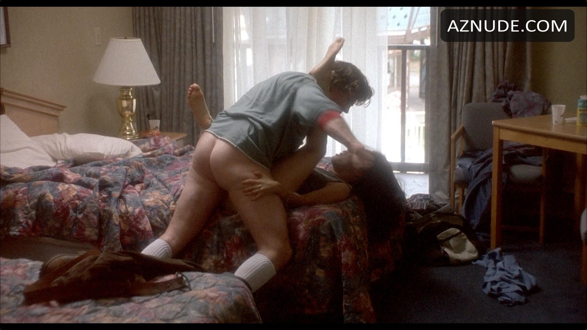 Sideways sex scene