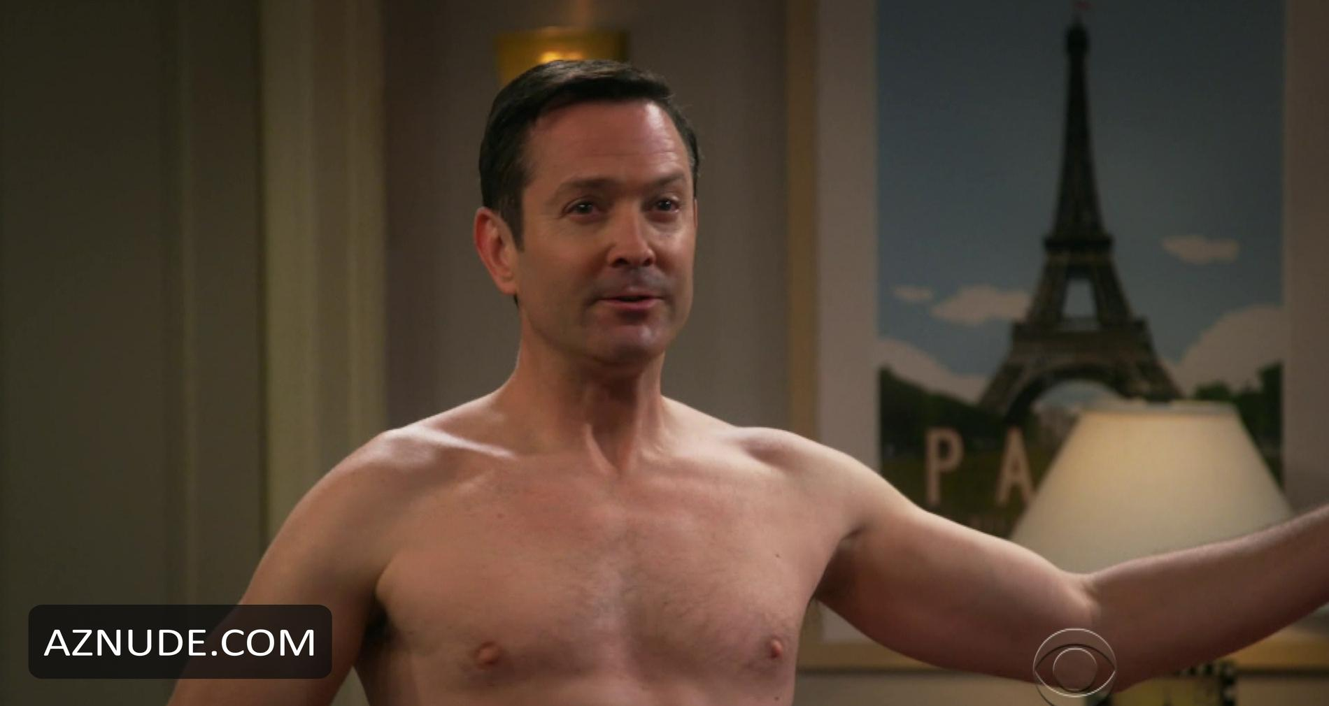 The odd couple gets its first nude scene