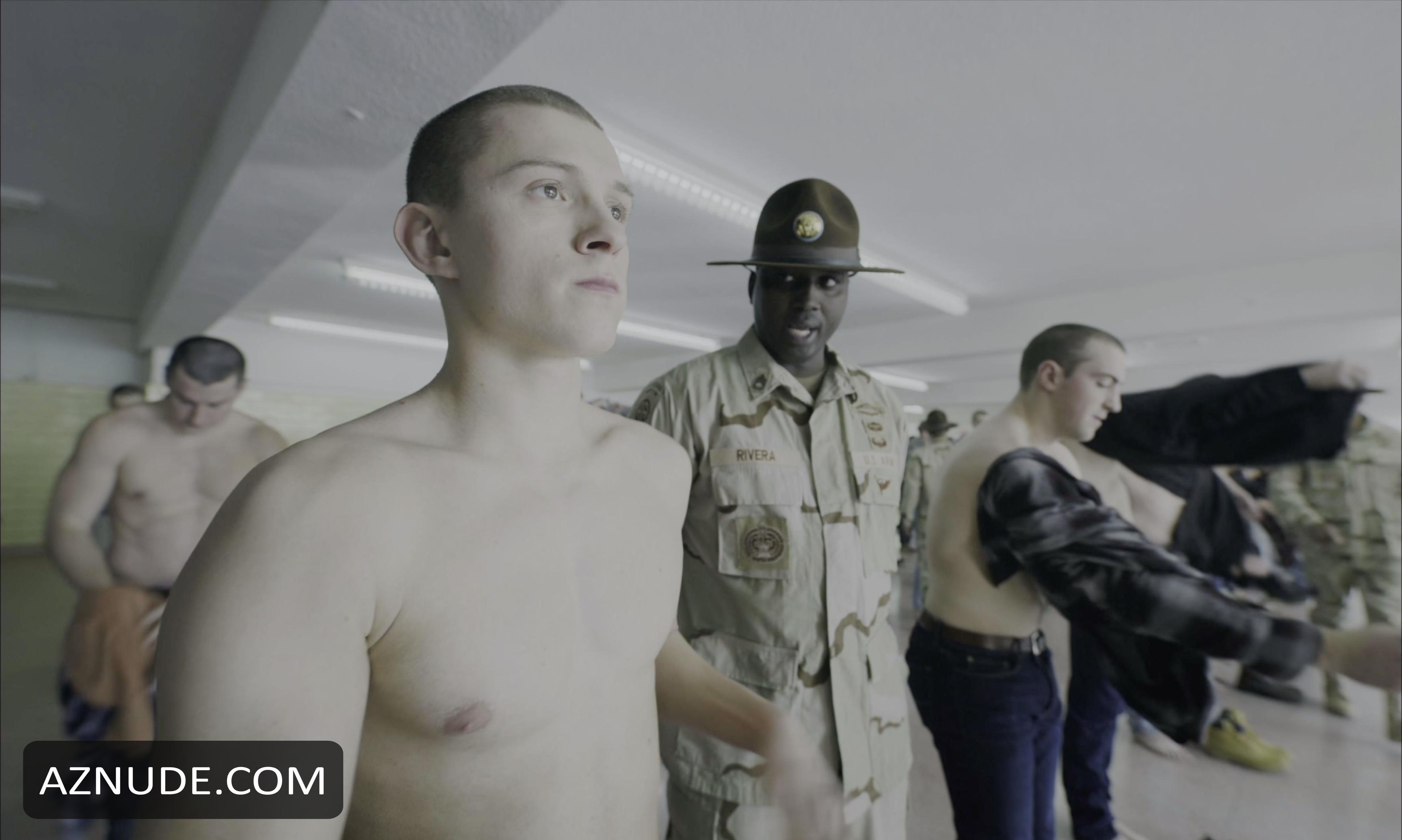 Tom holland nudes