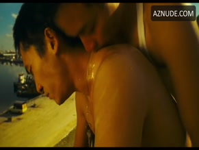 TONY CHIU-WAI LEUNG NUDE/SEXY SCENE IN HAPPY TOGETHER
