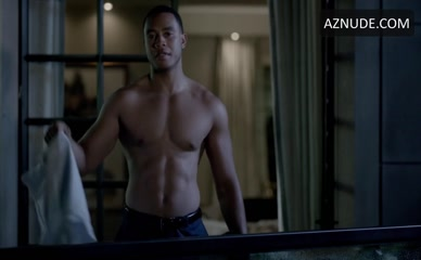 TRAI BYERS in Empire