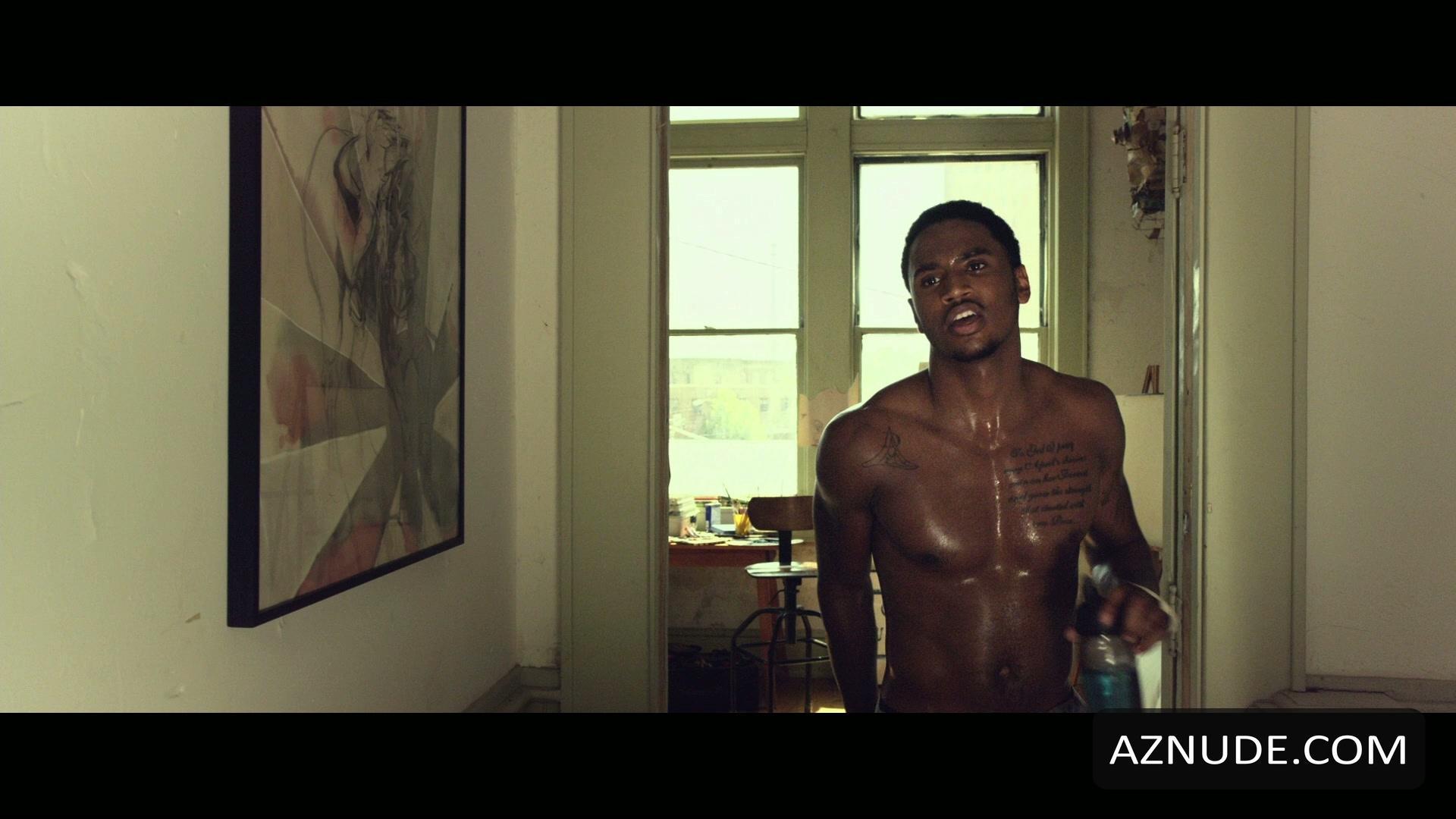 Trey Songz Nude - Aznude Men-5588