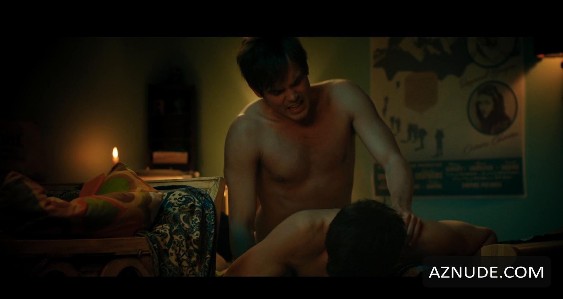 Tyler Blackburn Nude - Aznude Men-8964