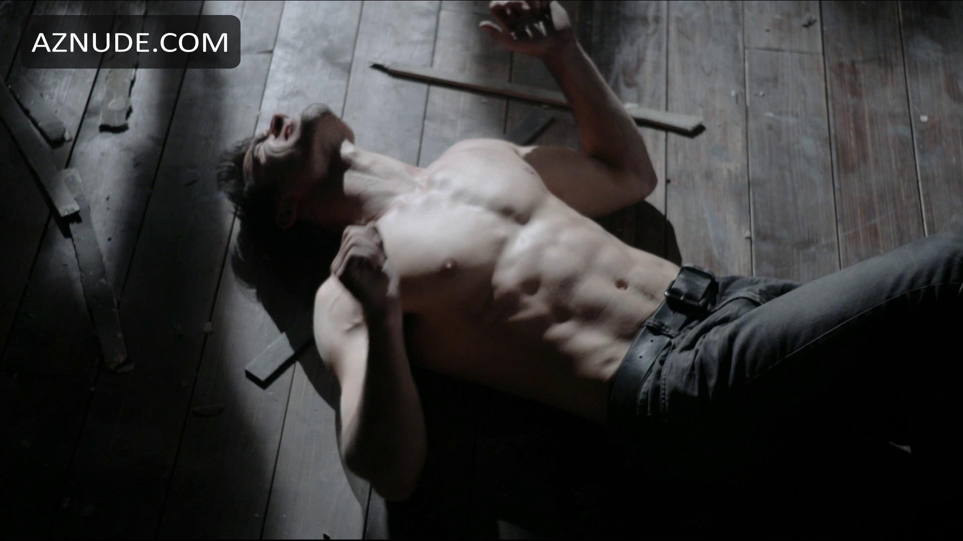 Teen wolf nude scene