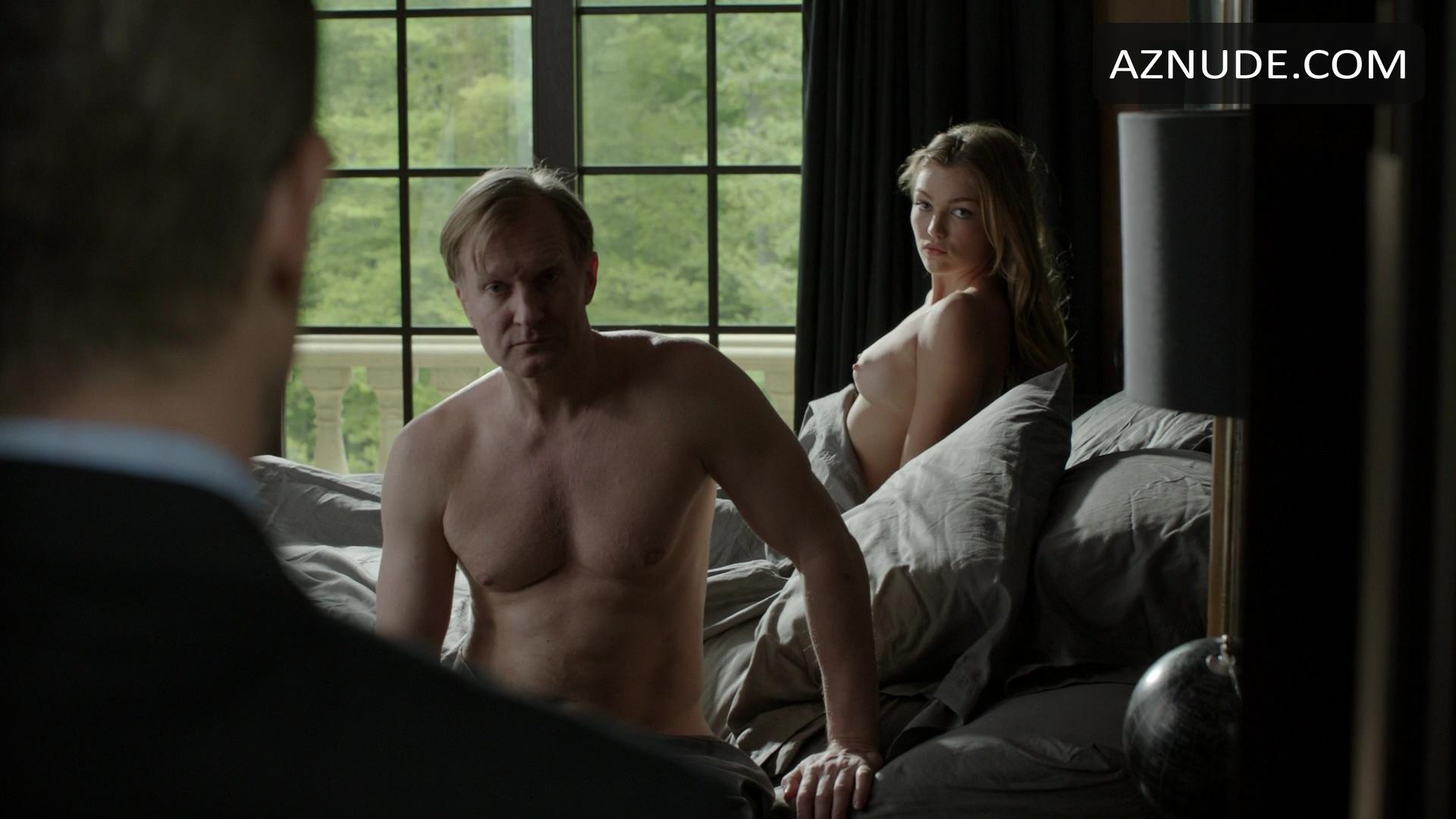 Banshee cast nude