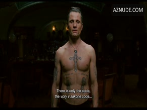 VIGGO MORTENSEN in EASTERN PROMISES(2007)