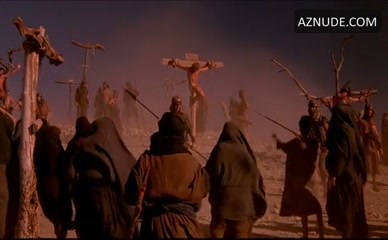 WILLEM DAFOE in The Last Temptation Of Christ