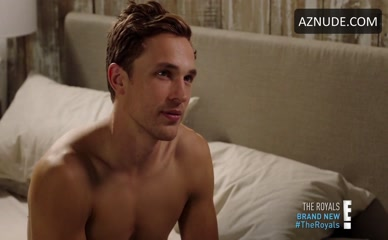 WILLIAM MOSELEY in The Royals
