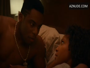 WOODY MCCLAIN NUDE/SEXY SCENE IN THE BOBBY BROWN STORY